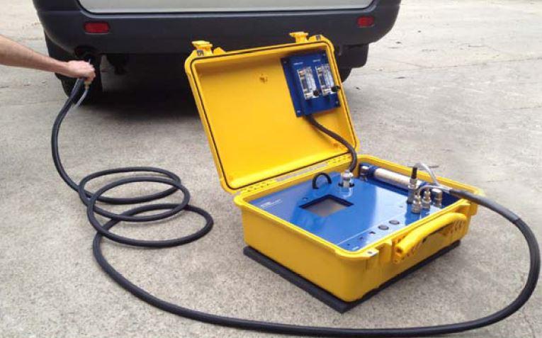 sun emission machine