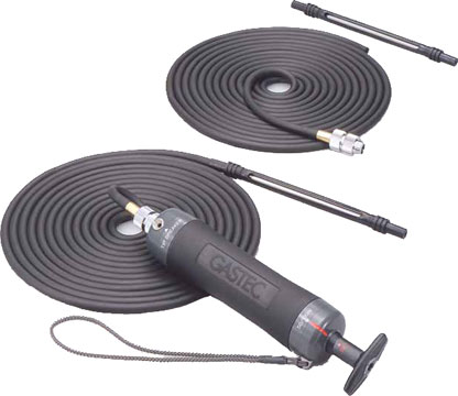 GasTec Extension Hose with Pump