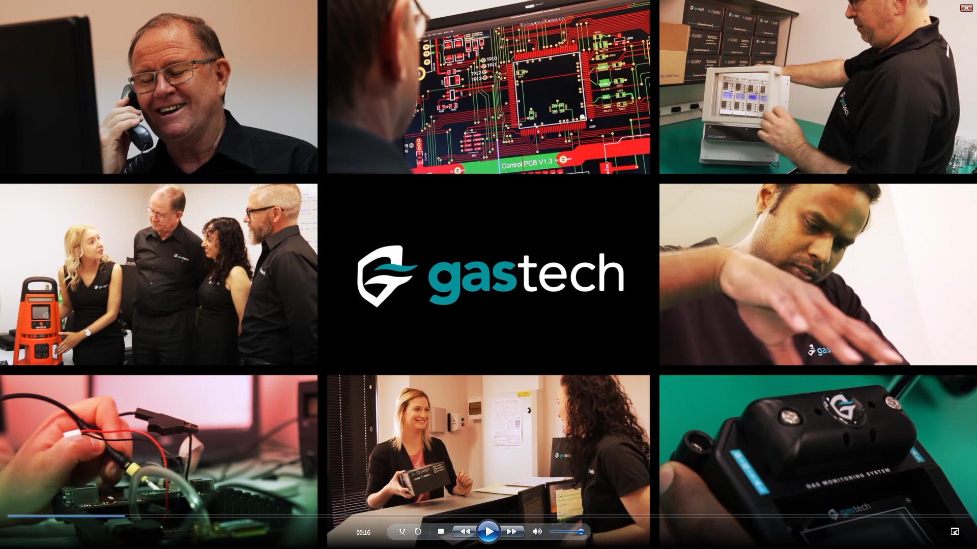 Gastech 2018 Brand Launch